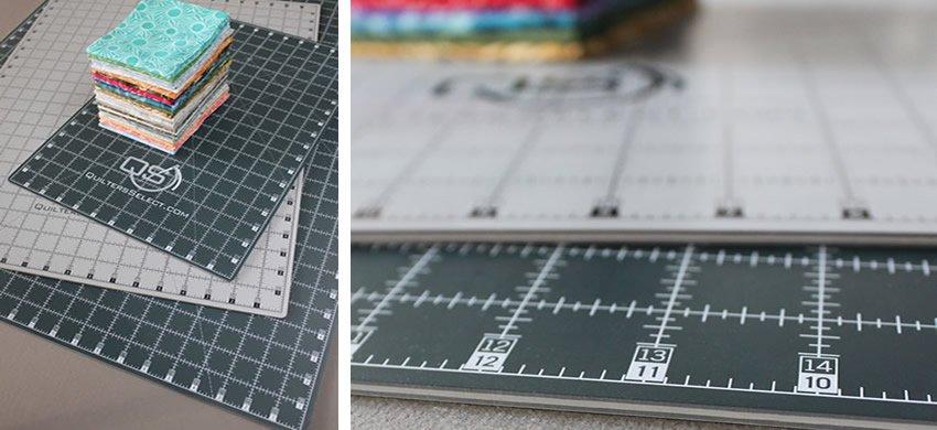 QS Dual Side Cutting Mat