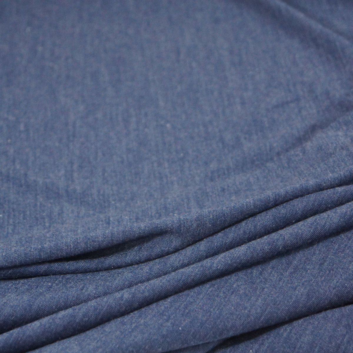 Merino Wool Jersey - Denim
