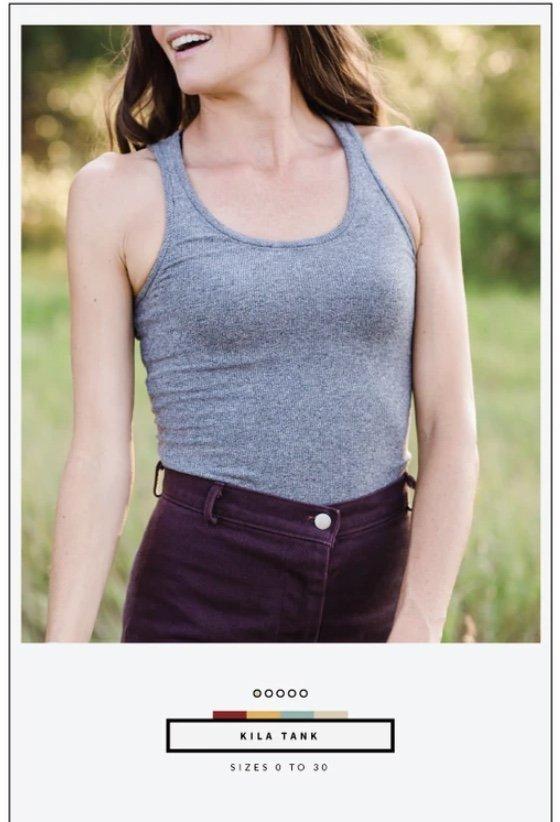 Allie Olson - Kila Tank