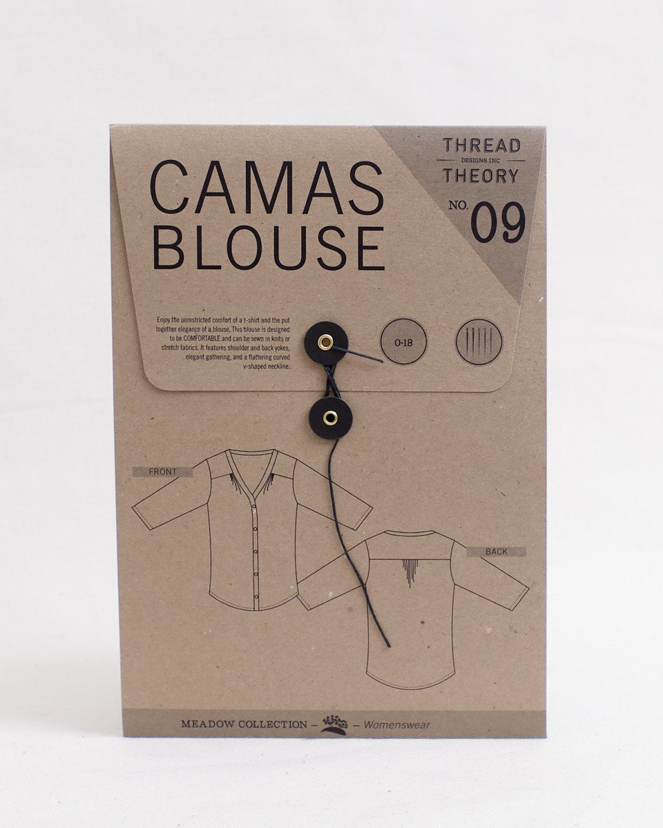 Thread Theory - Camas Blouse