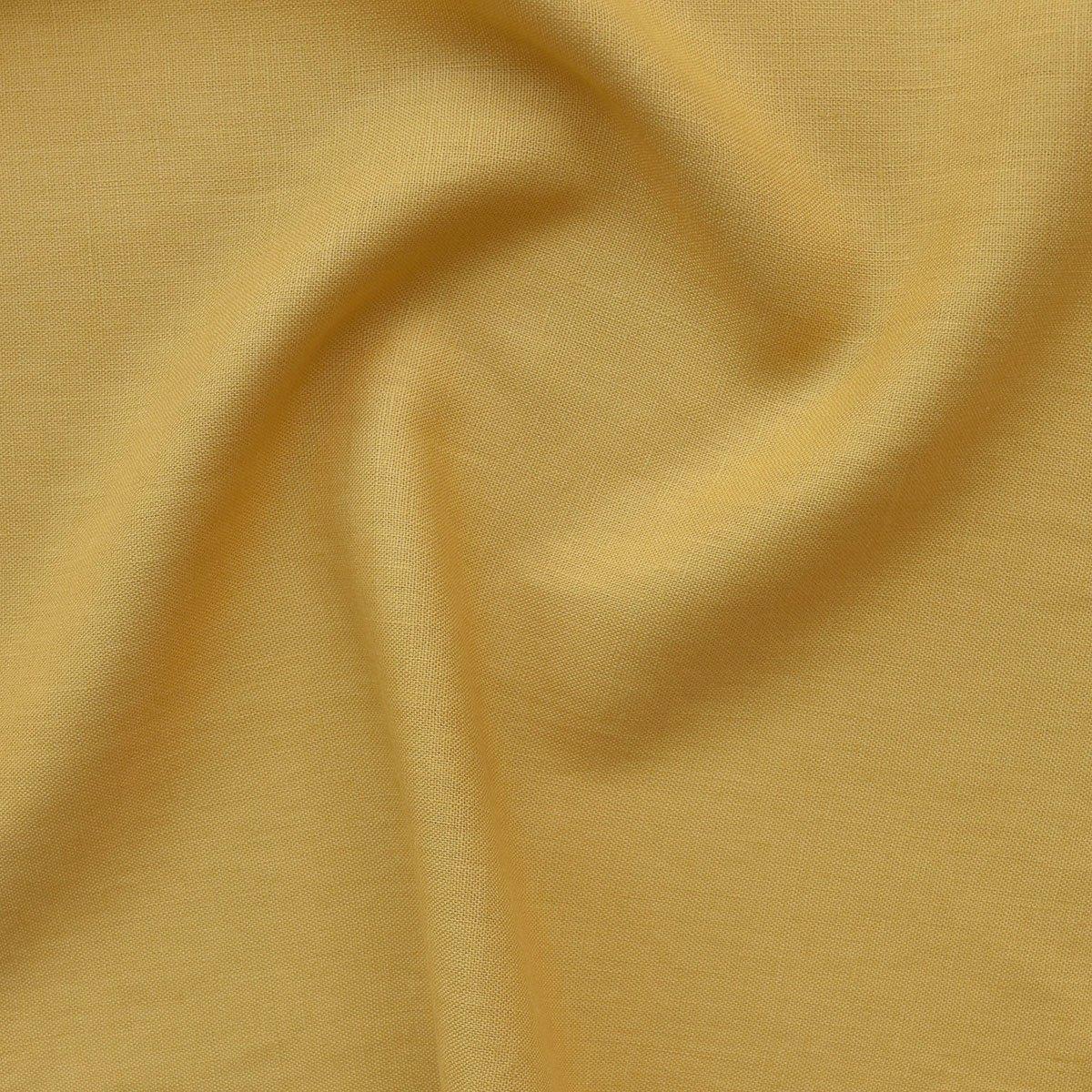 Mid-weight Linen - Goldenrod