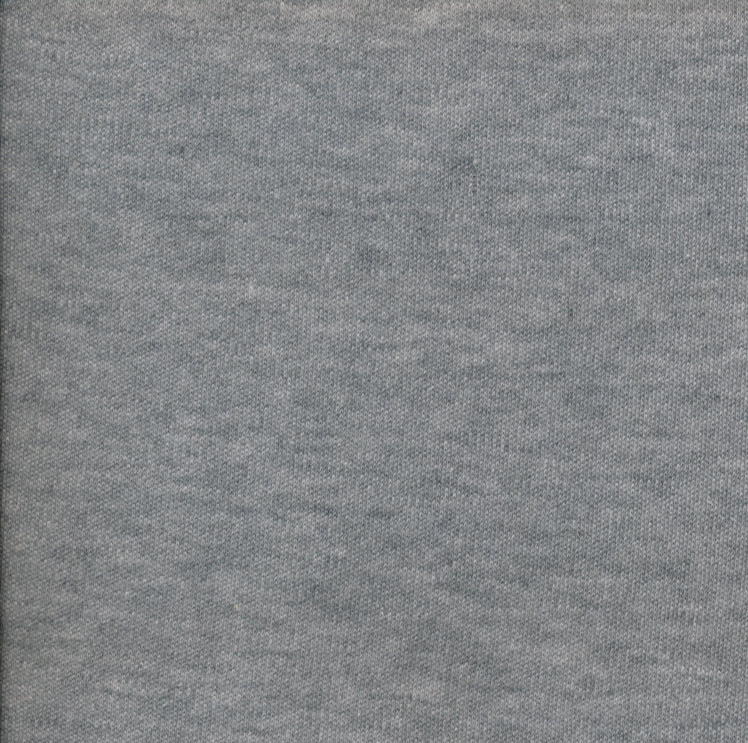 Cotton/Poly Interlock - Grey