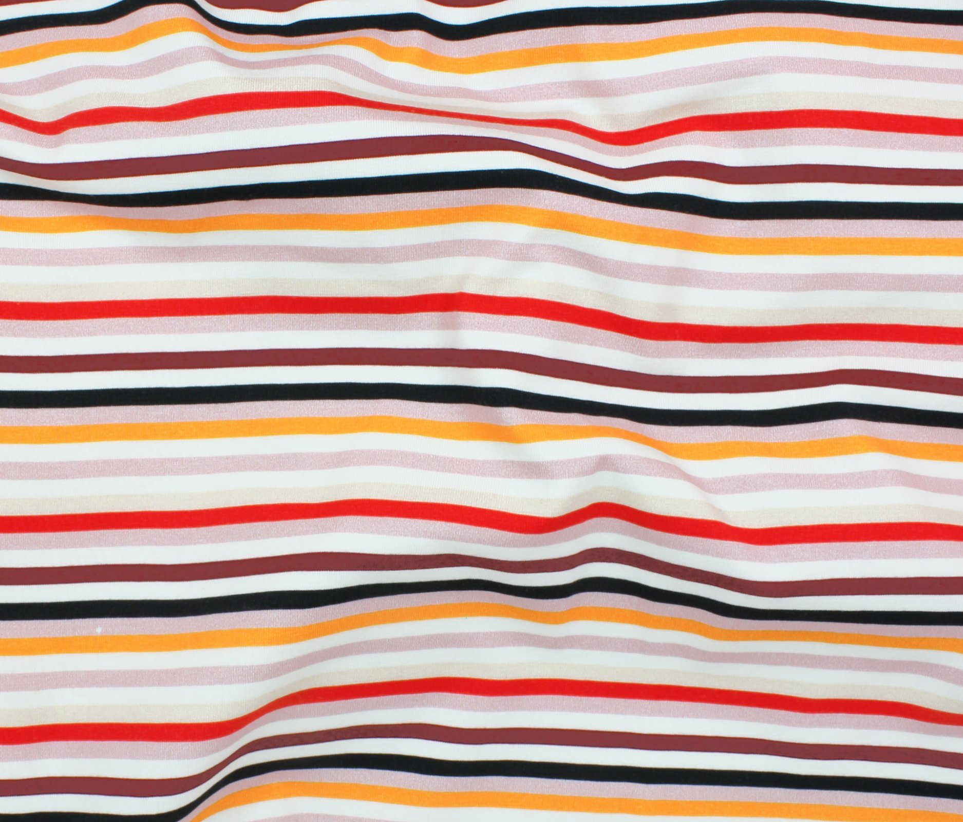 Cotton Knit - Bold Stripes