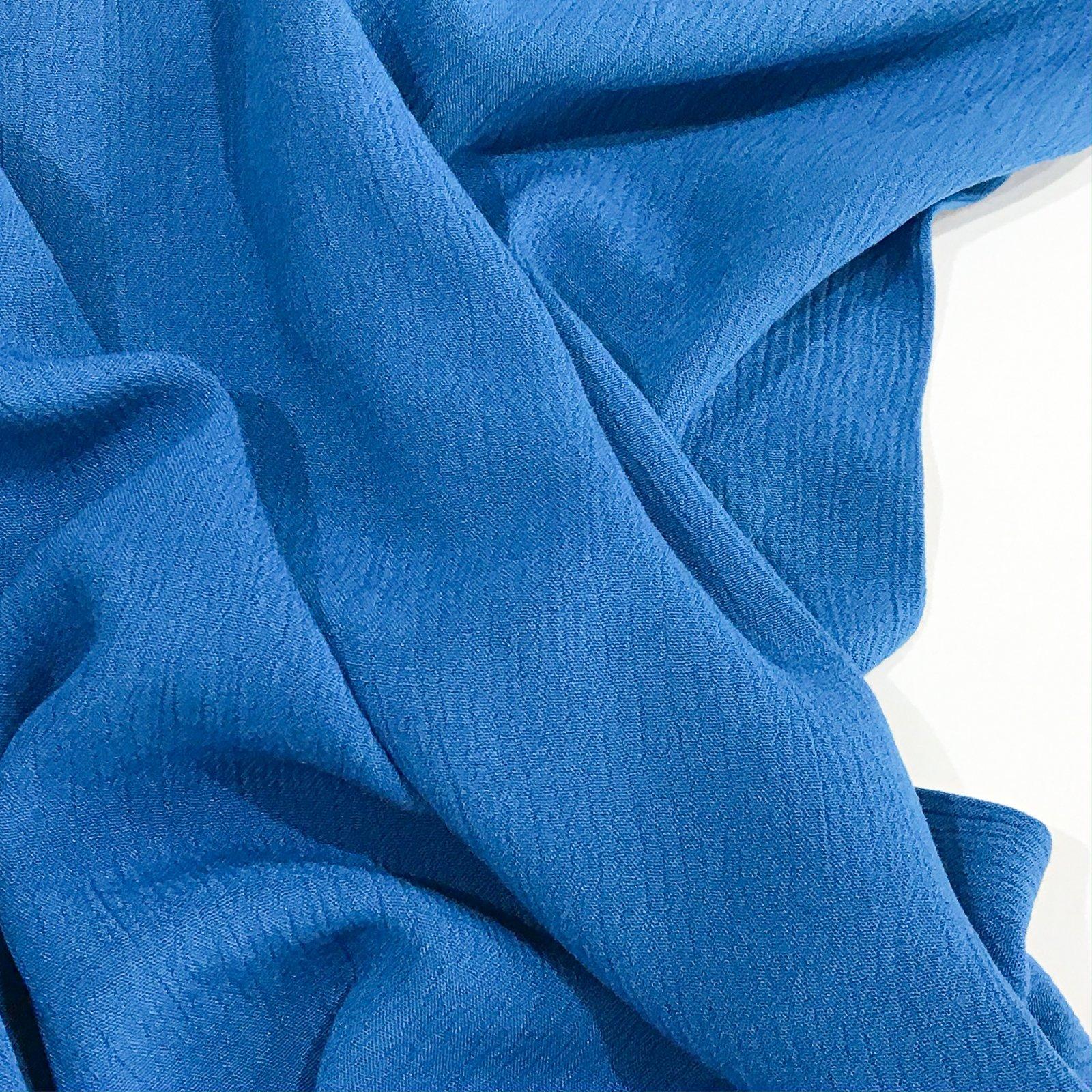 Bali Rayon - Crinkle Turquoise