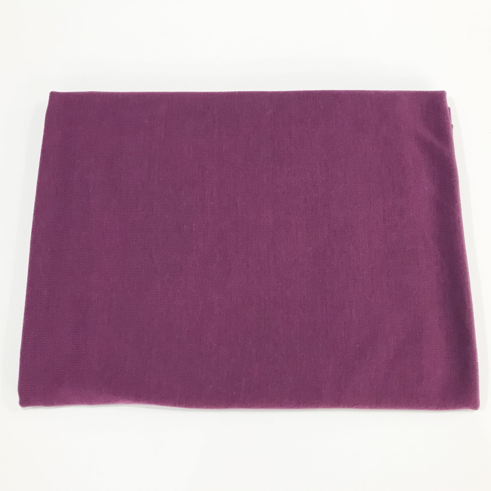 1 yard - Hacci Sweater Knit - Deep Plum