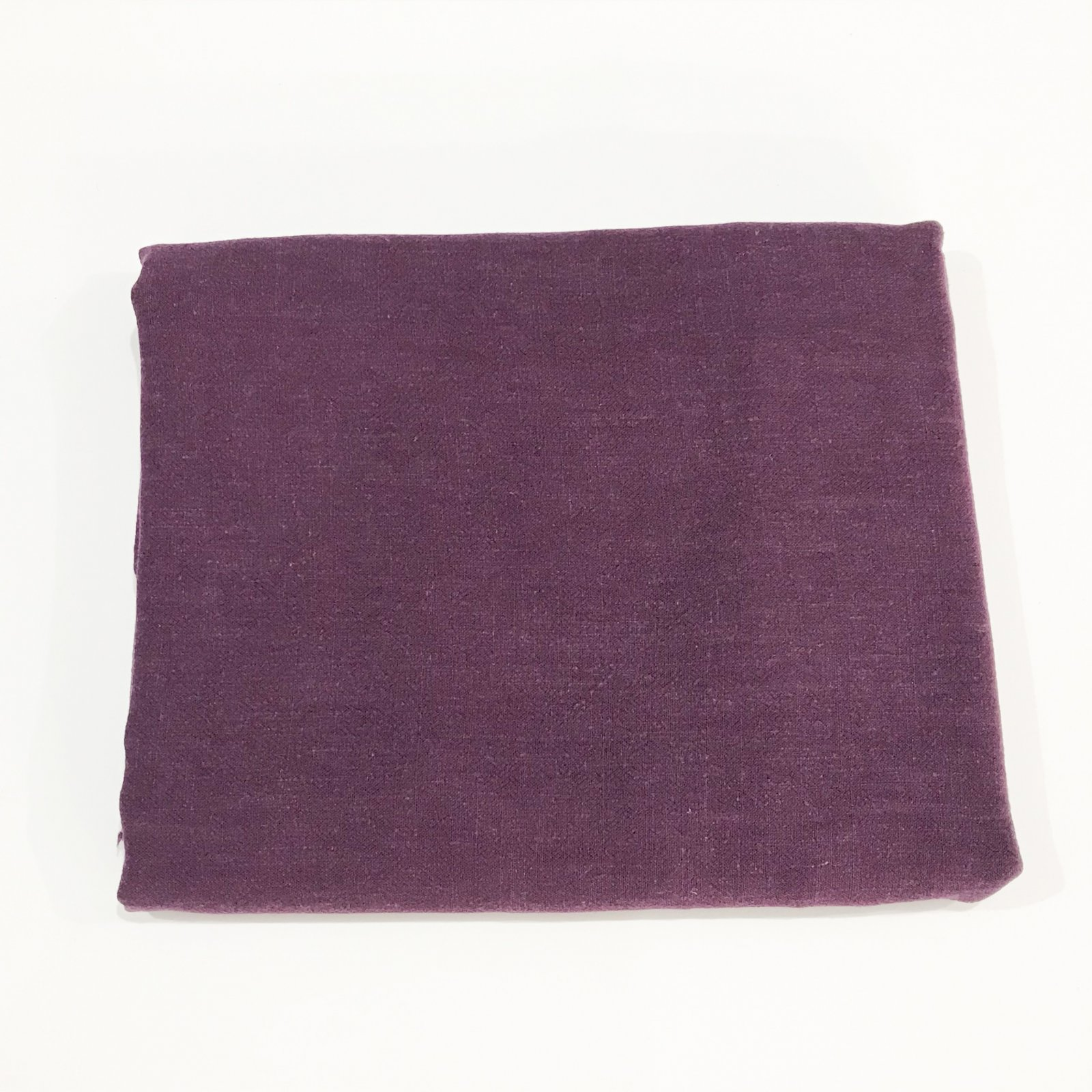 1 3/4 yard Grace Viscose & Linen Blend in Plum