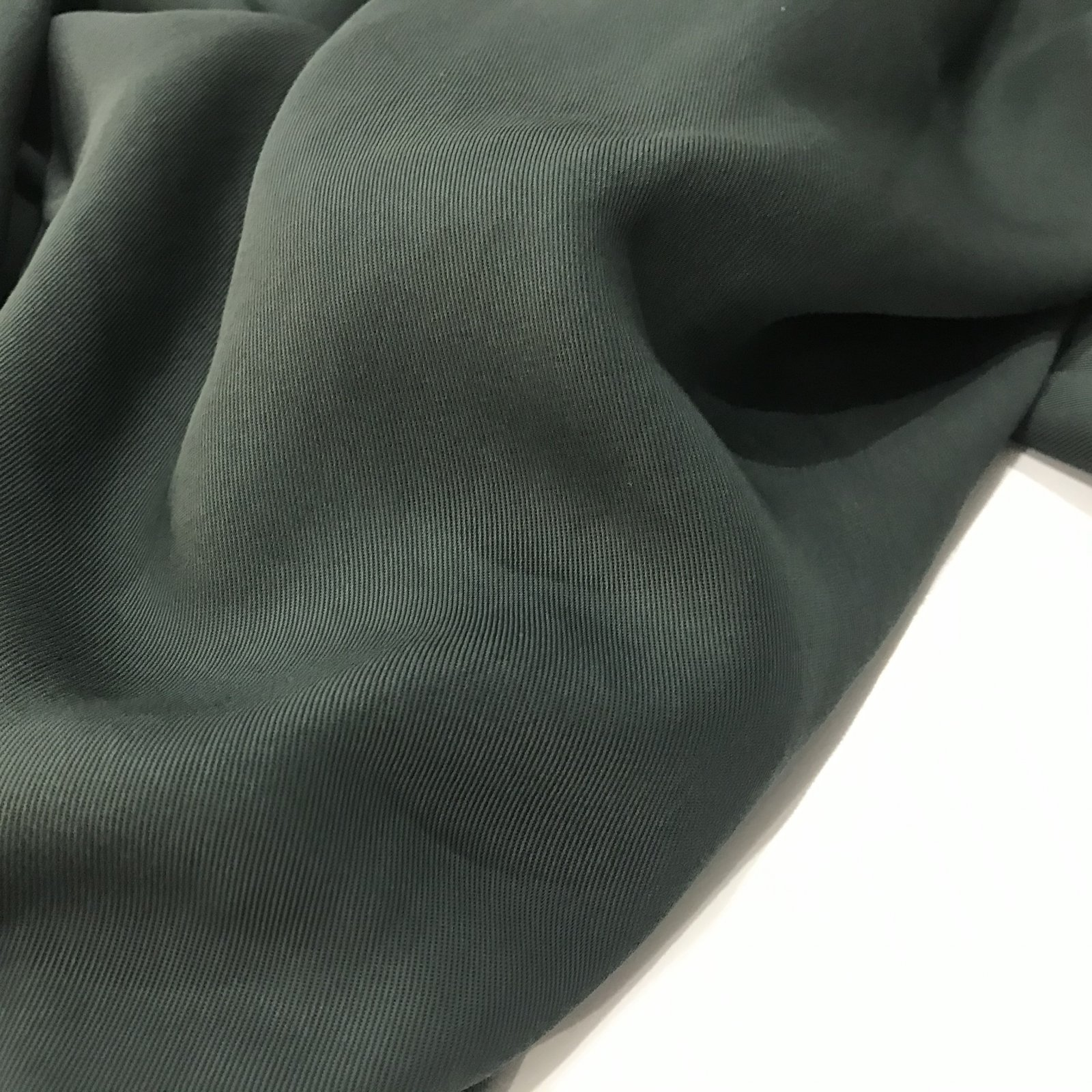 Lyocell Twill - Forest