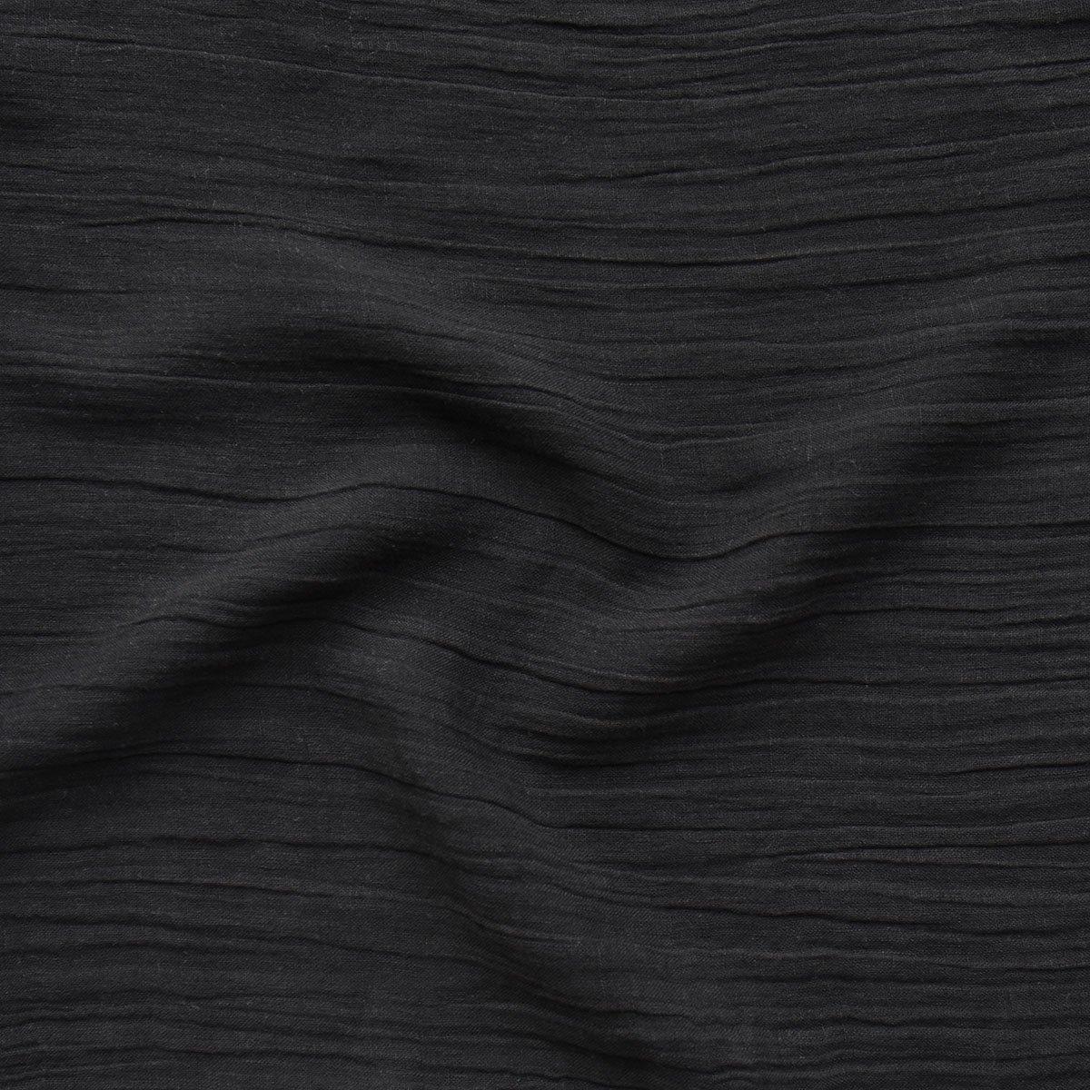 Linen Gauze - Black