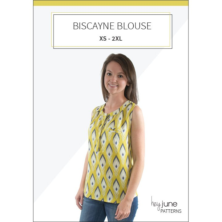 Hey June - Biscayne Blouse