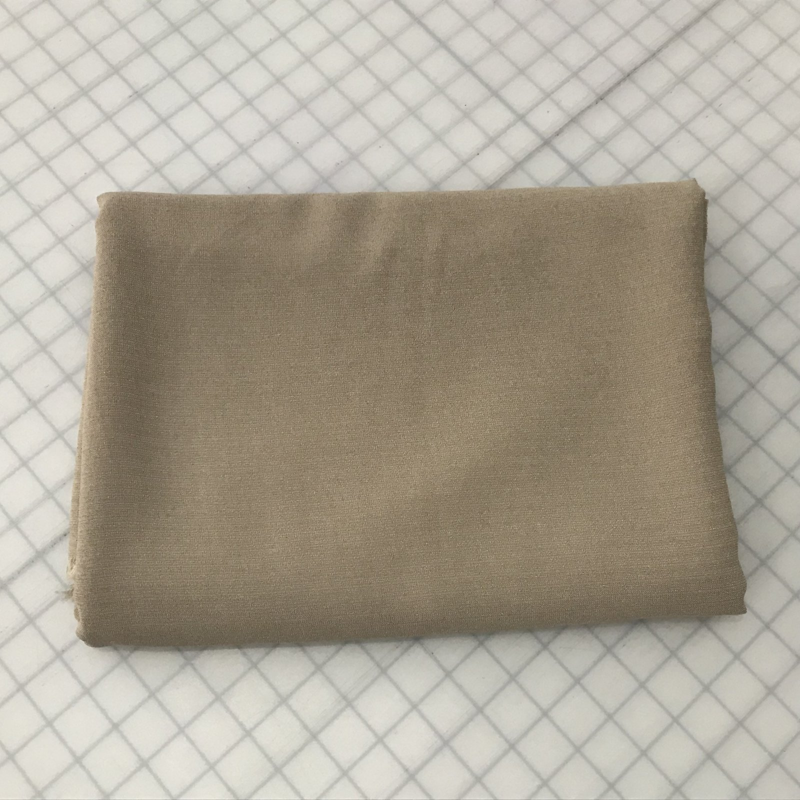Silk Allure - Taupe - 3 yards