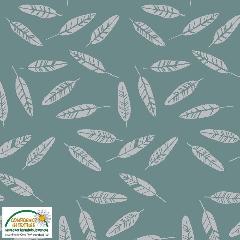 Avalana Jersey - Sage Feathers