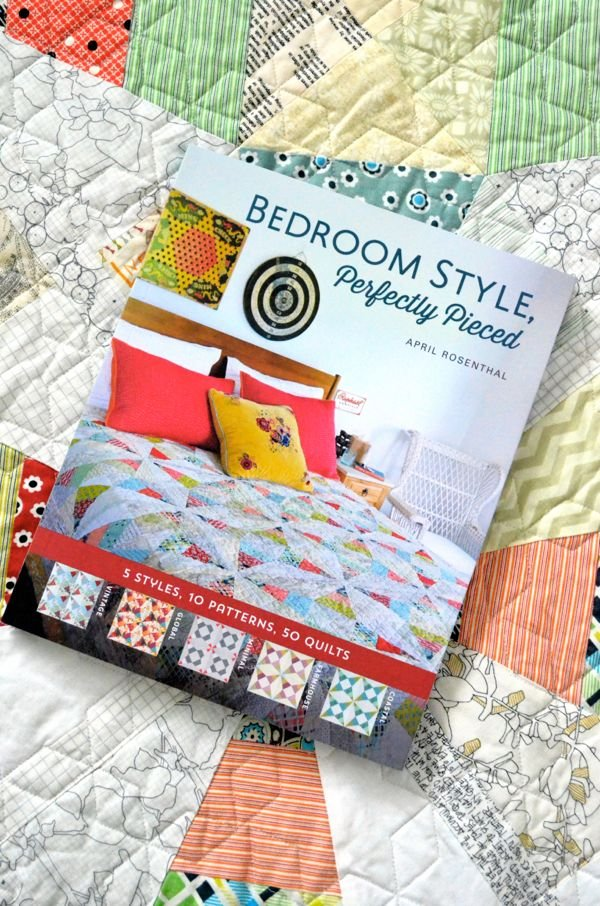 Bedroom Style - Perfectly Pieced