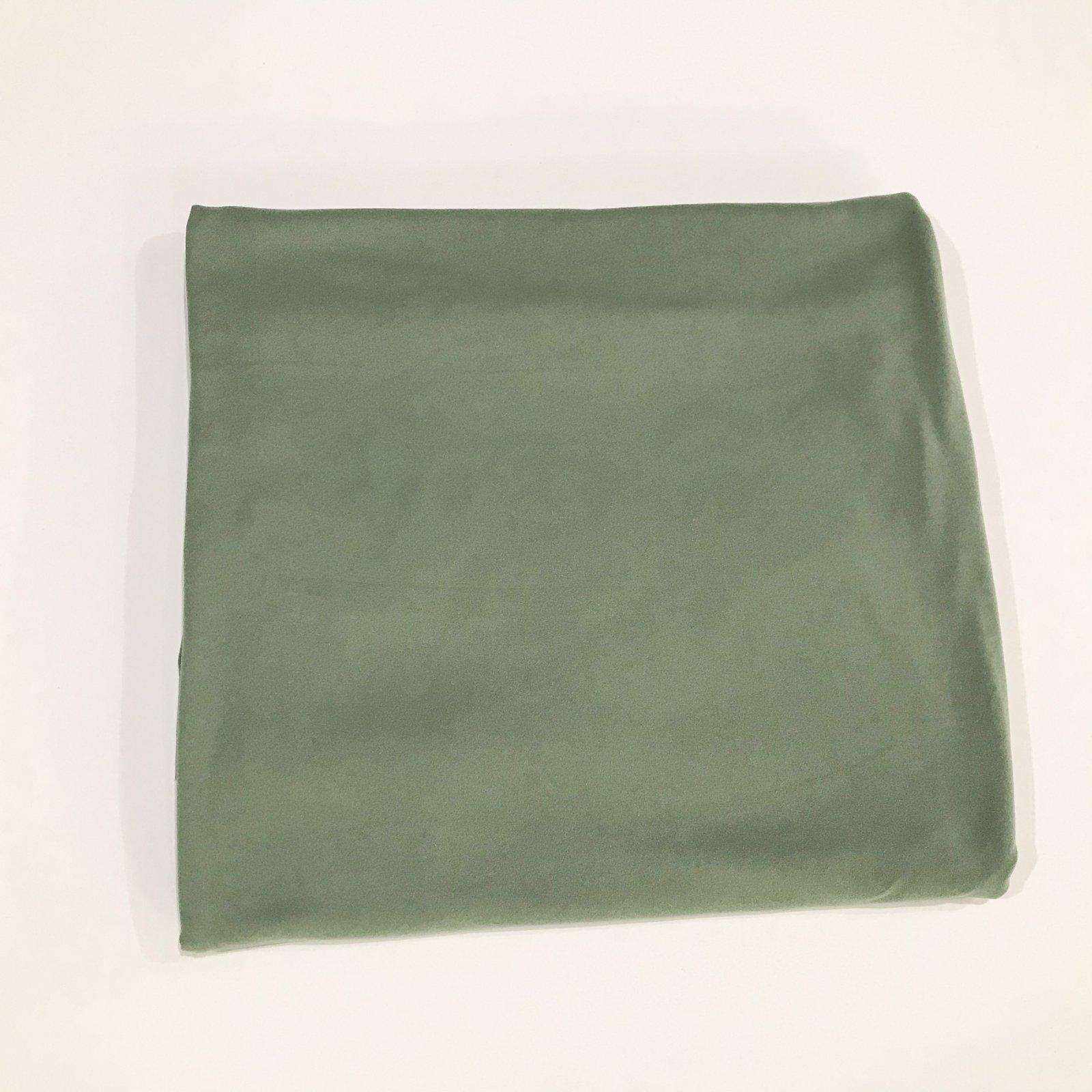 Double Brushed Jersey - Sage - 1 1/4 yard