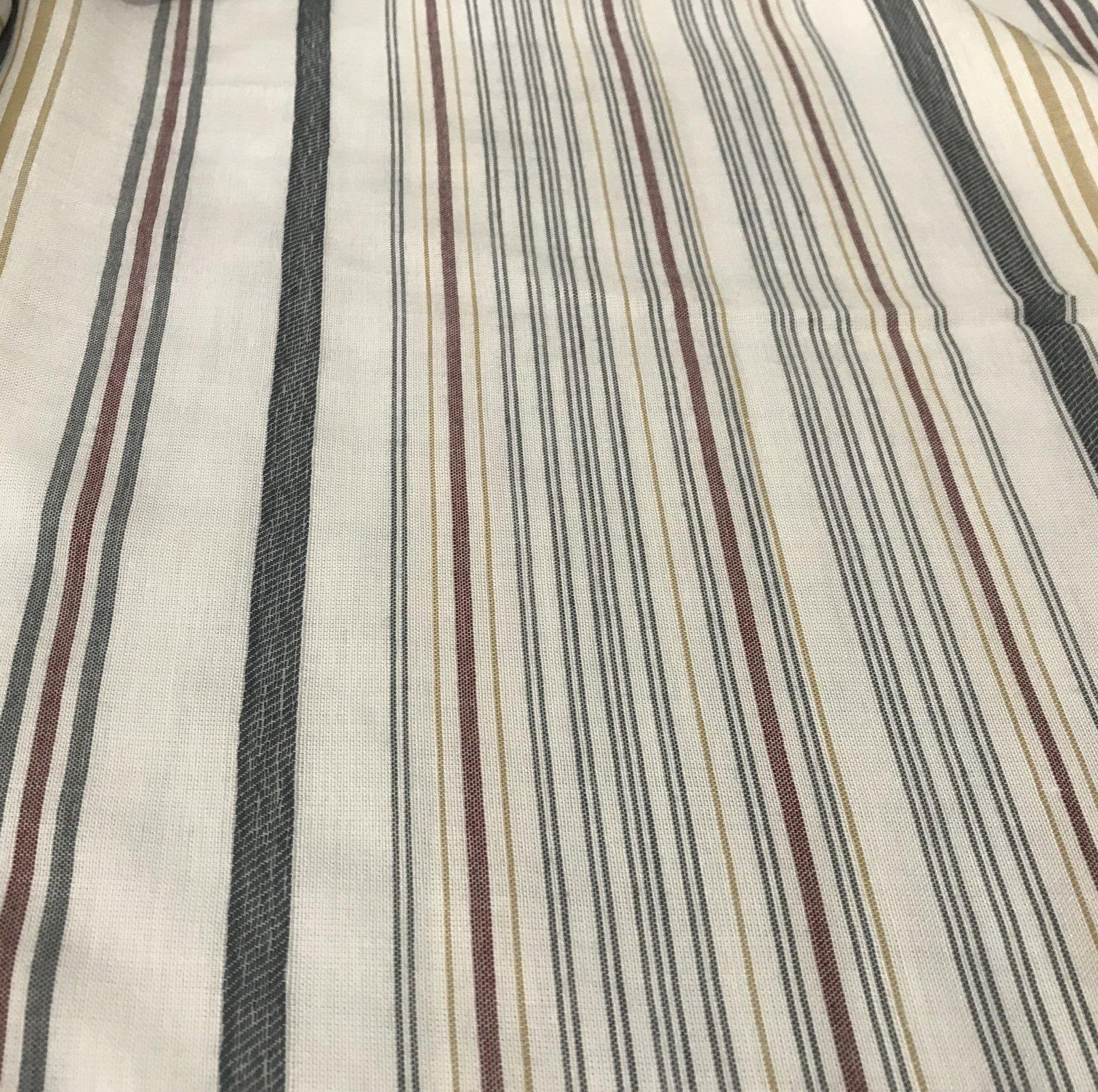 Rayon - Woven Stripes