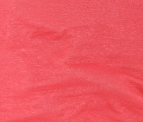 Bamboo Linen Knit - Coral