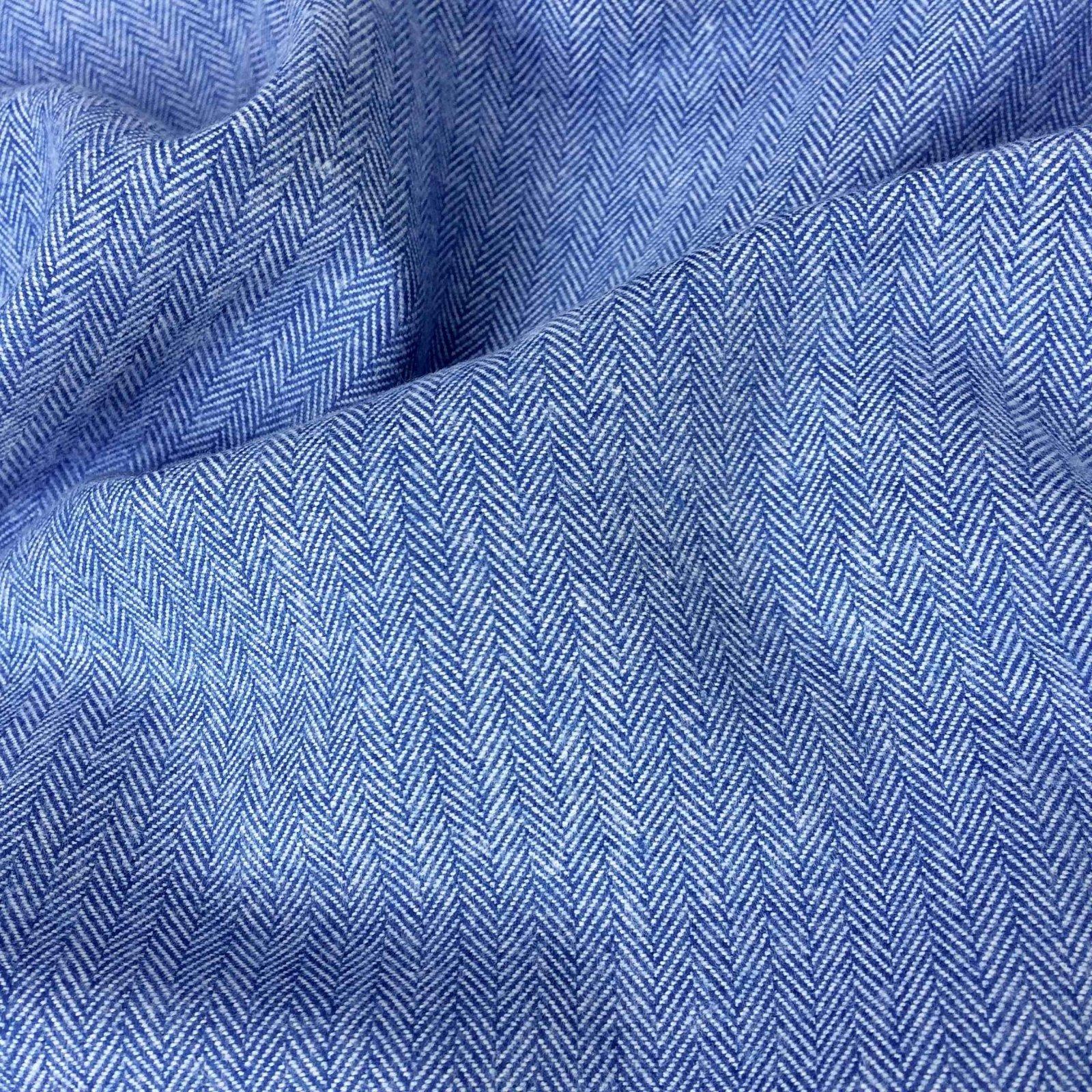 Shetland Flannel - Denim
