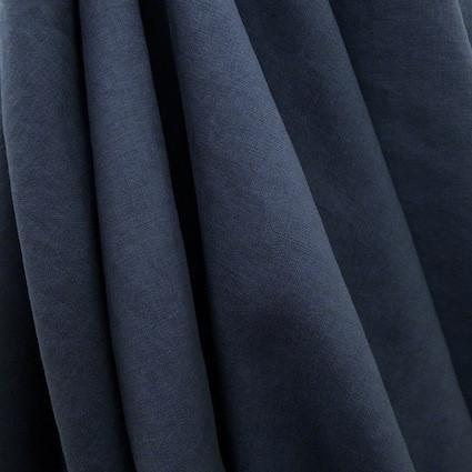 Linen - 100% - Cobalt Blue