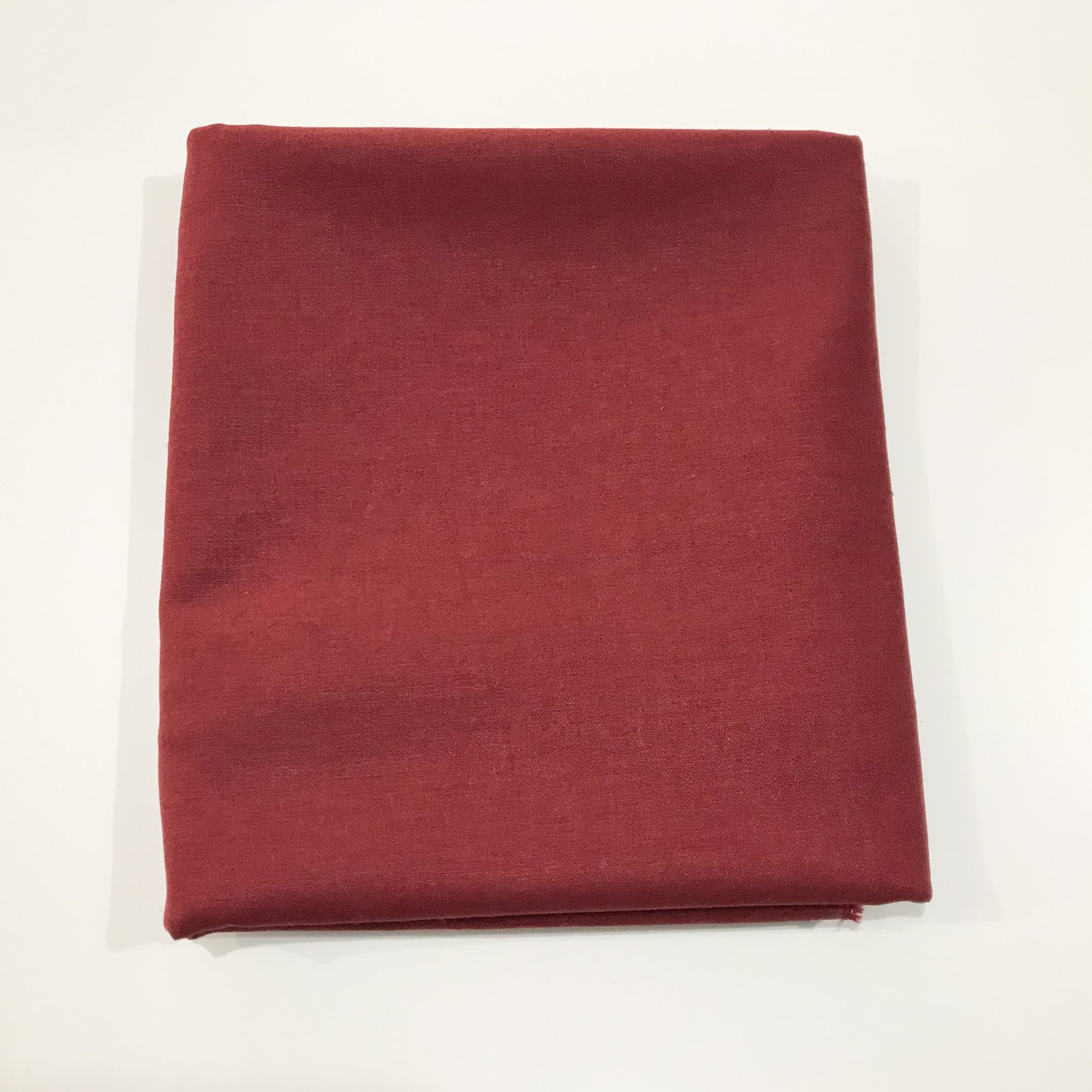 1 2/3 yards - Roma Stretch Linen - Wine