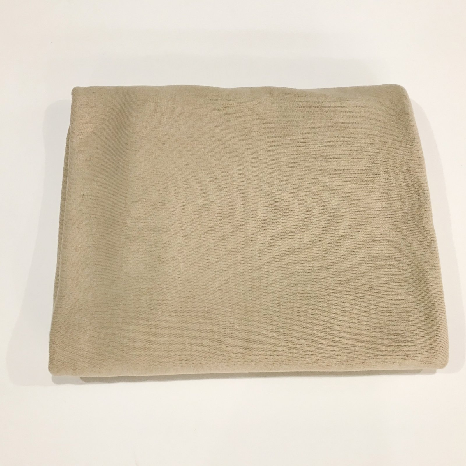 2 yards - Hacci Sweater Knit - Irish Cream