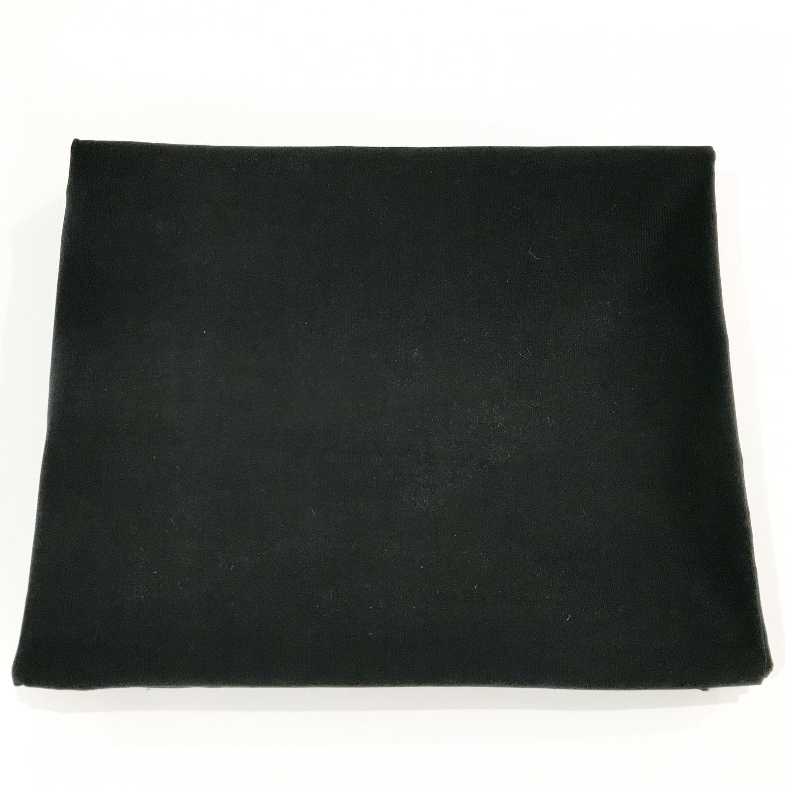 2 yards + 15 inches - Stretch Corduroy- Black