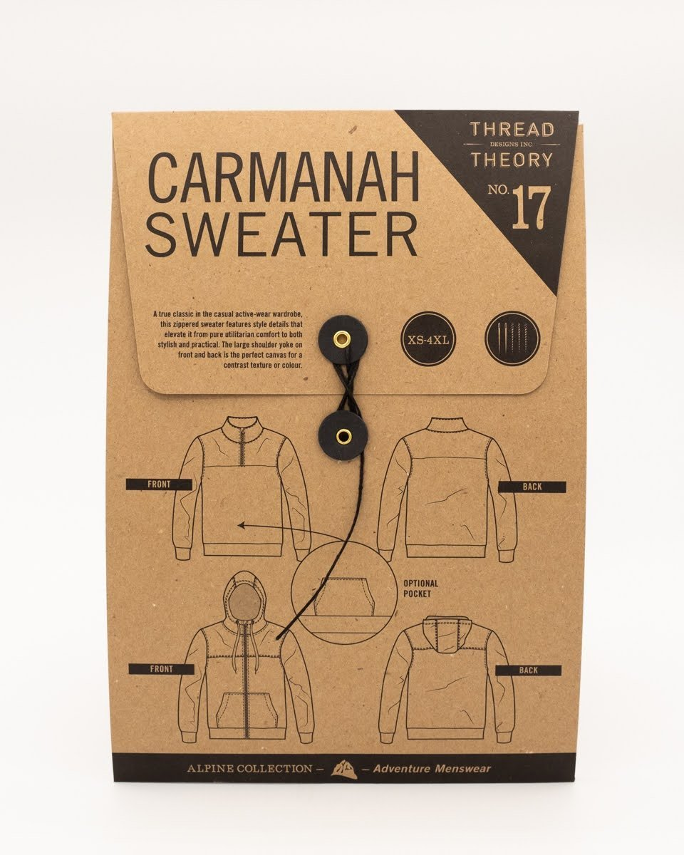 Thread Theory - Carmanah Sweater