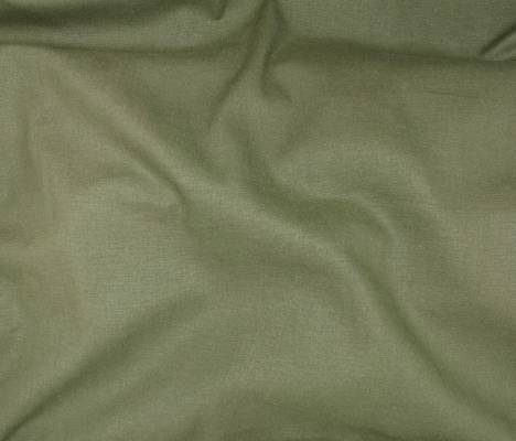 Roma Stretch Linen - Olive