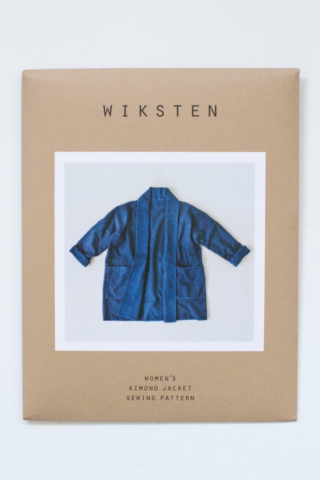 Wiksten - Womens Kimono Jacket