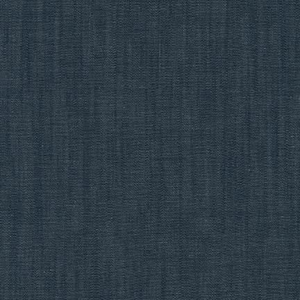 Cotton - Chambray Union Indigo - Dark