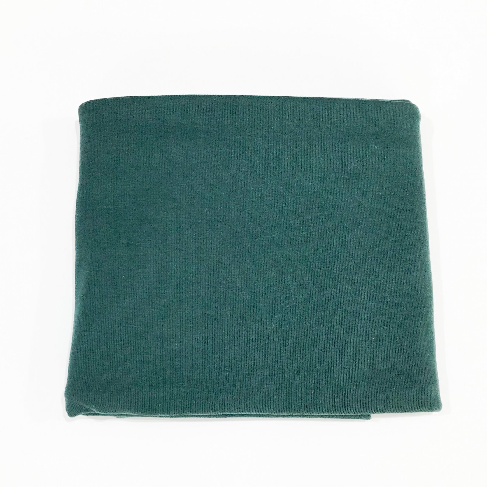 1 1/2 yard - Rib Knit 1X1 - Pine Green