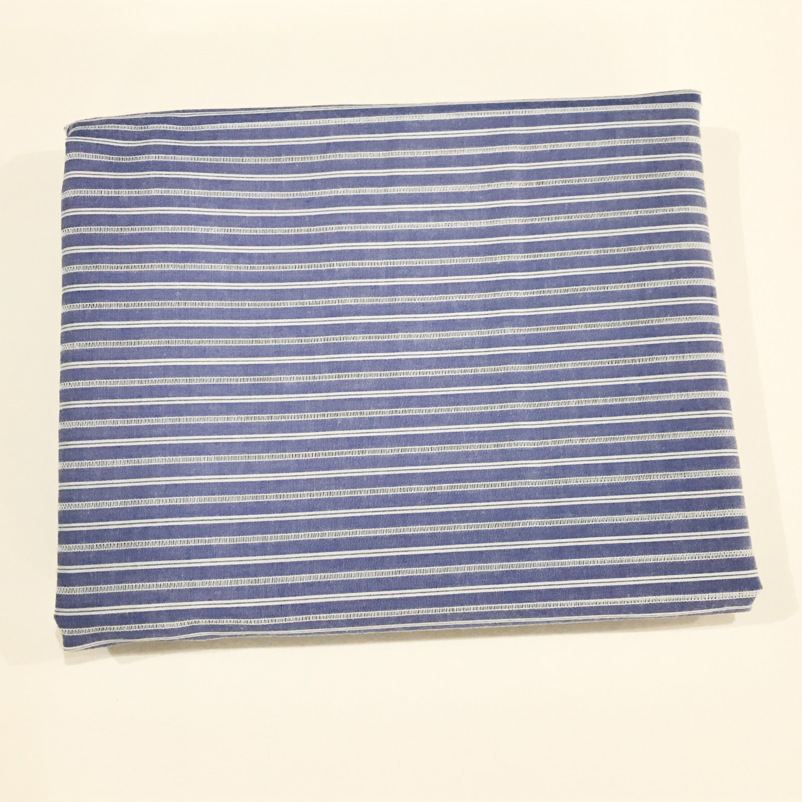 2 1/2 yards - Cotton - Blue Spaces Stripes