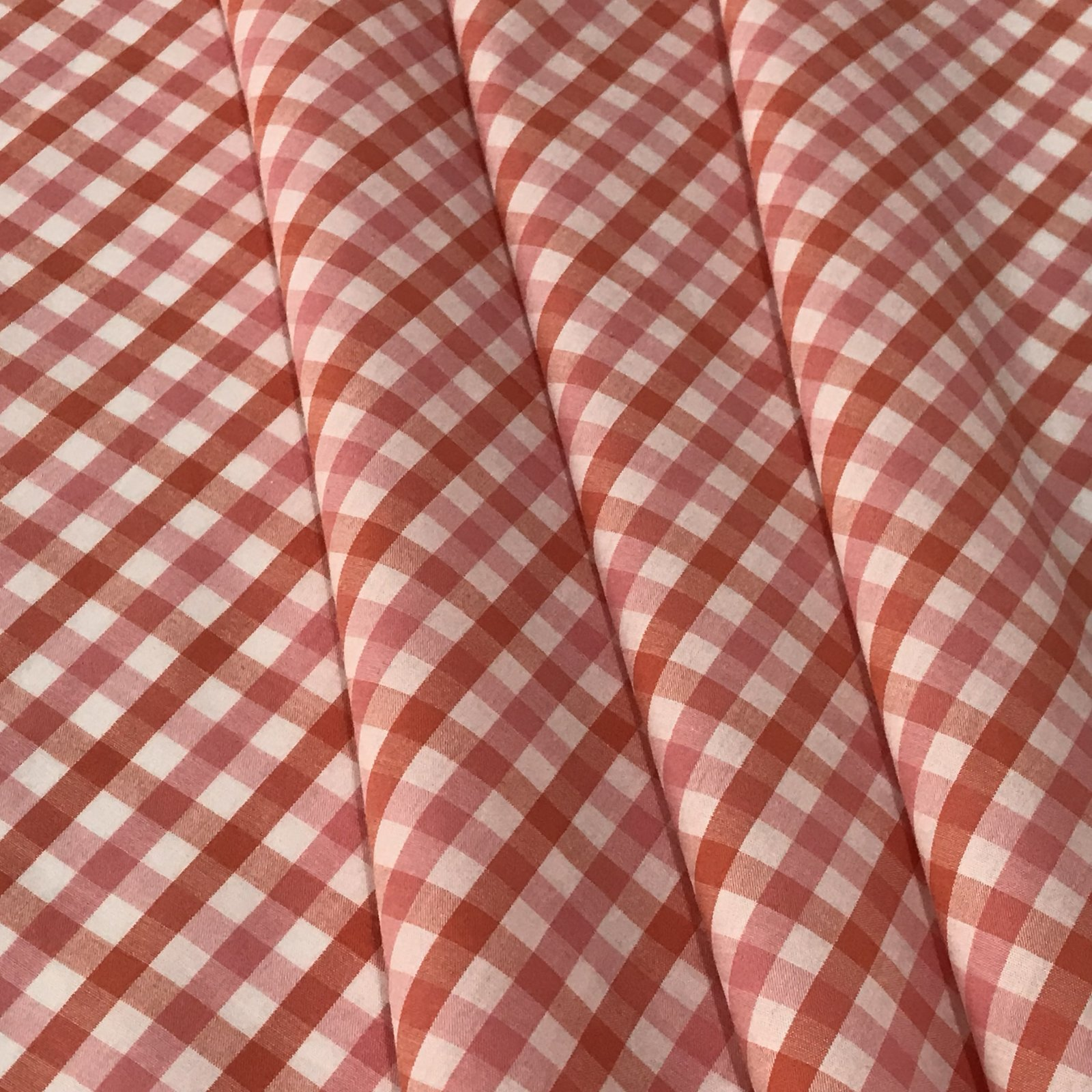 Cotton Gingham - Patio Party