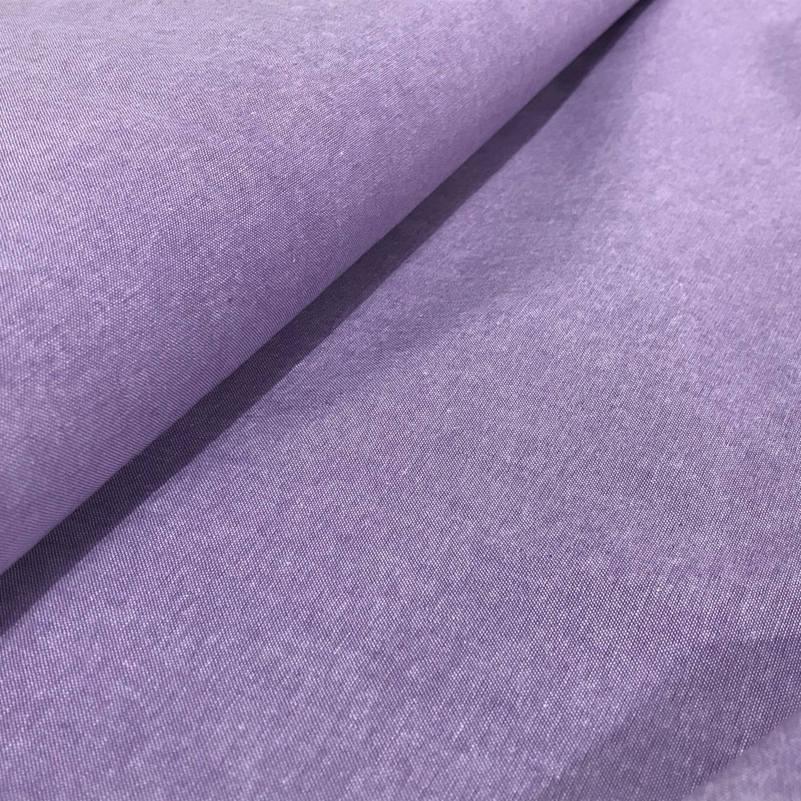 Chambray - Purple