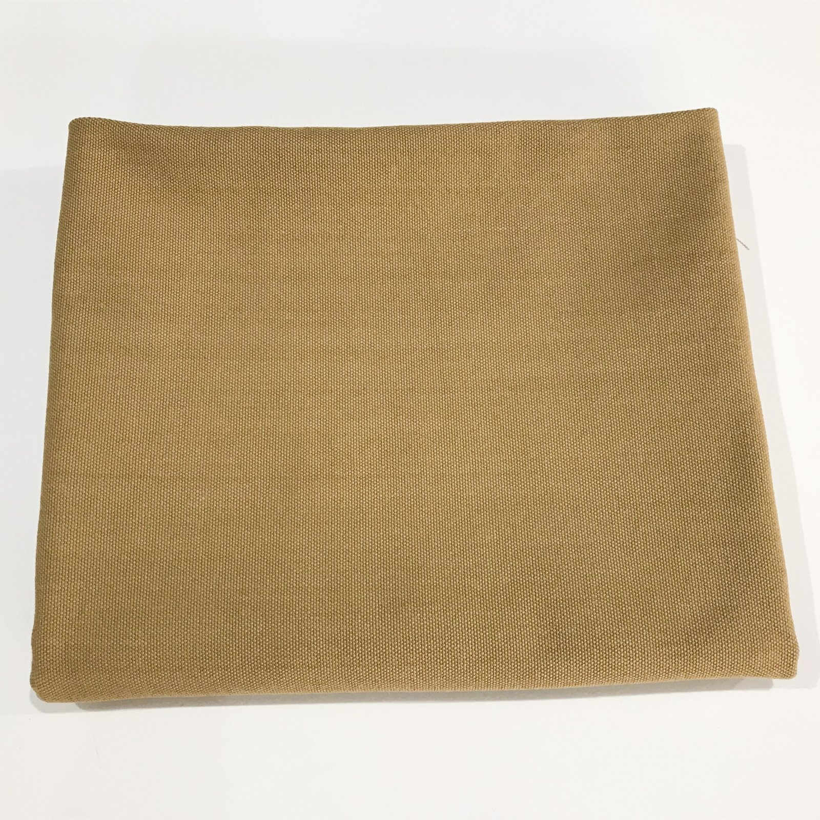 1 3/4 yards - Heavy Weight Bubble Linen - Peanut