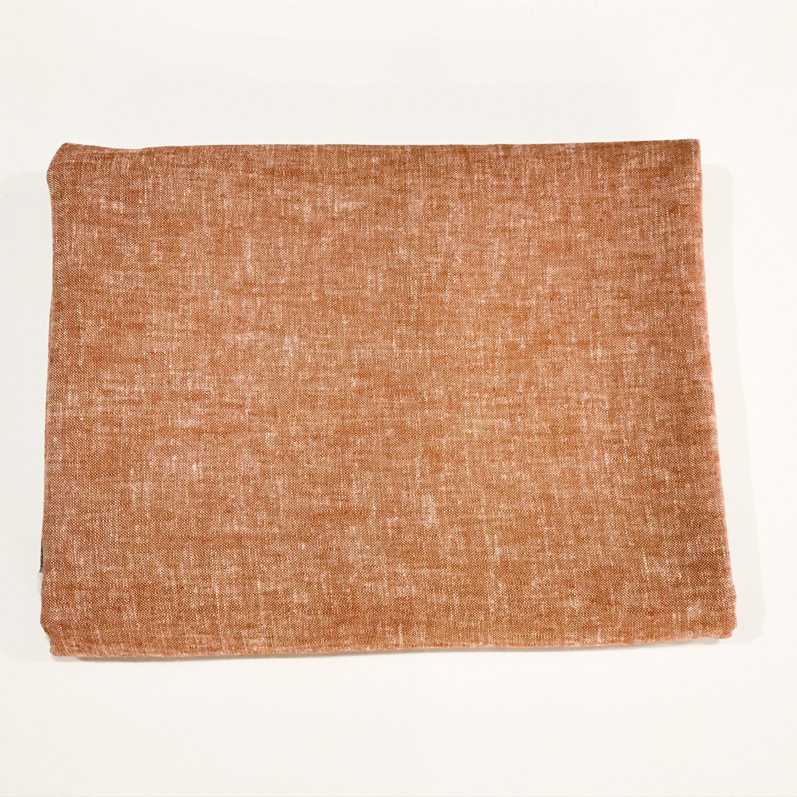 1 3/4 yard - Linen Rayon Yarn Dye - Bedrock