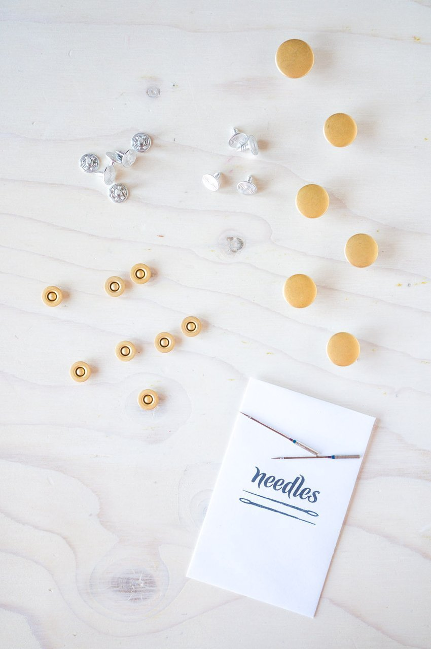 Jeans Making Kit - Button Fly
