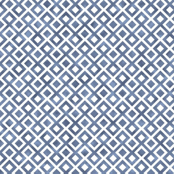 Avalana Jersey - Blue Geometric