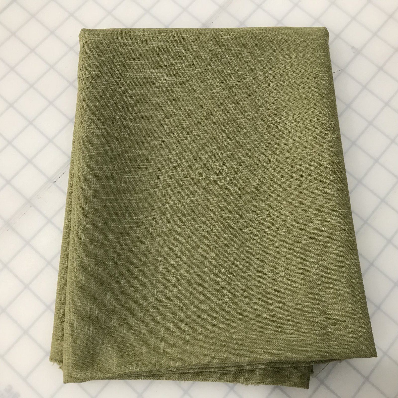 Poly Woven - Sage Texture - 1 3/4 yards