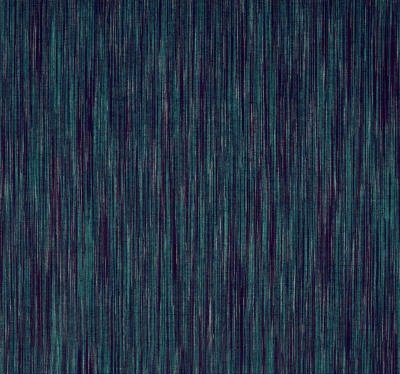 Ombre Yarn Dyed Ikat - Purple & Teal