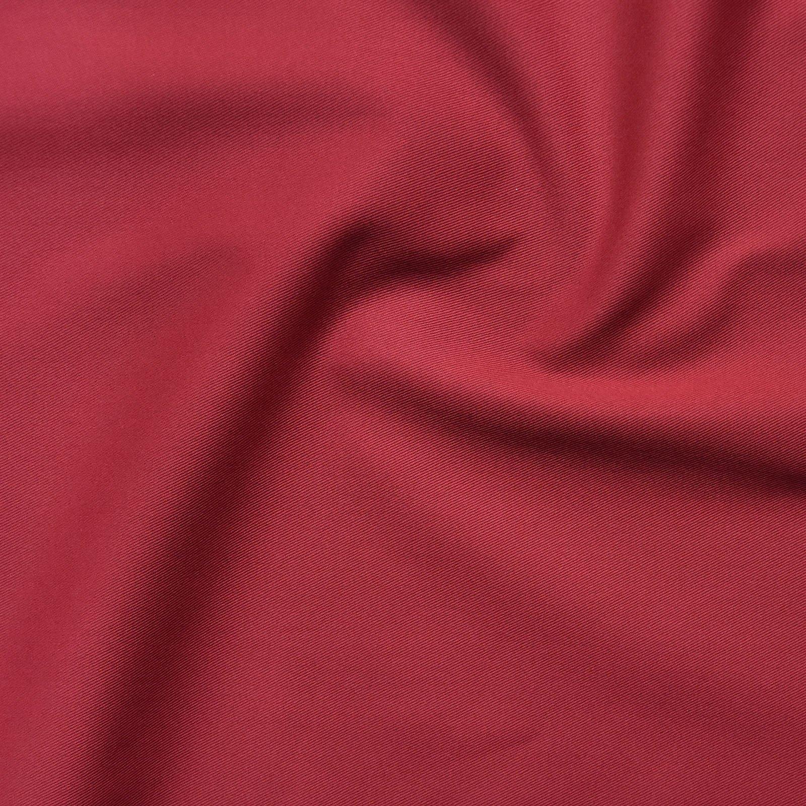 Chino Twill - Deep Red