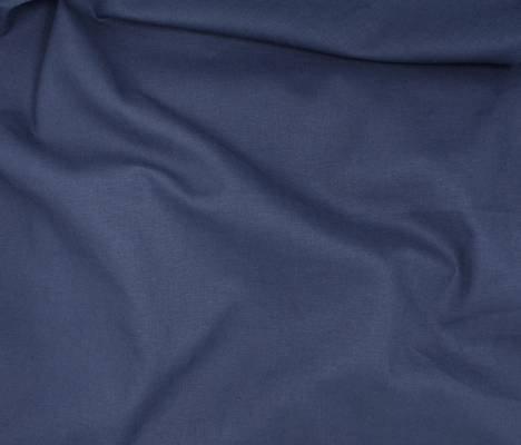 Roma Stretch Linen - Dark Denim
