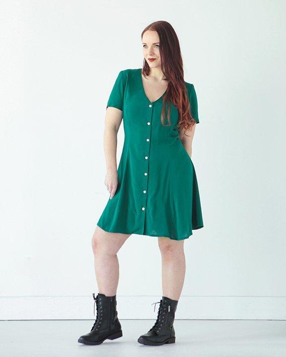 True Bias - Shelby Dress & Romper