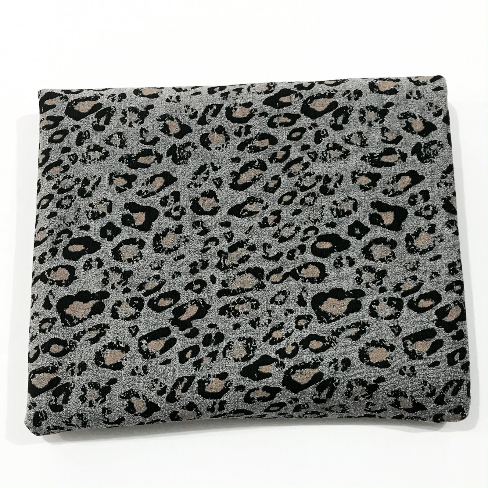 French Terry - Animal Print - 2 yards