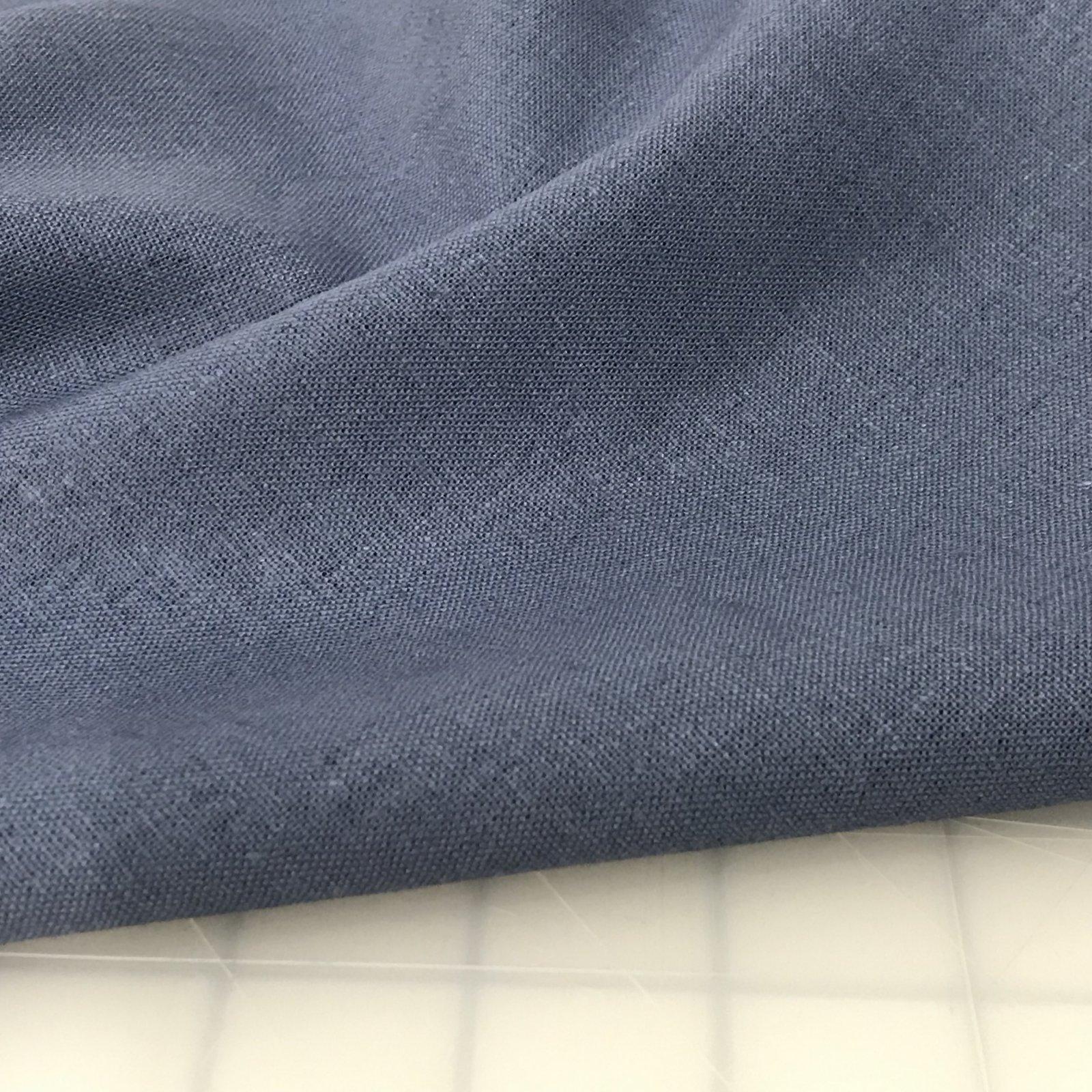 Linen/Rayon  Blend - Denim