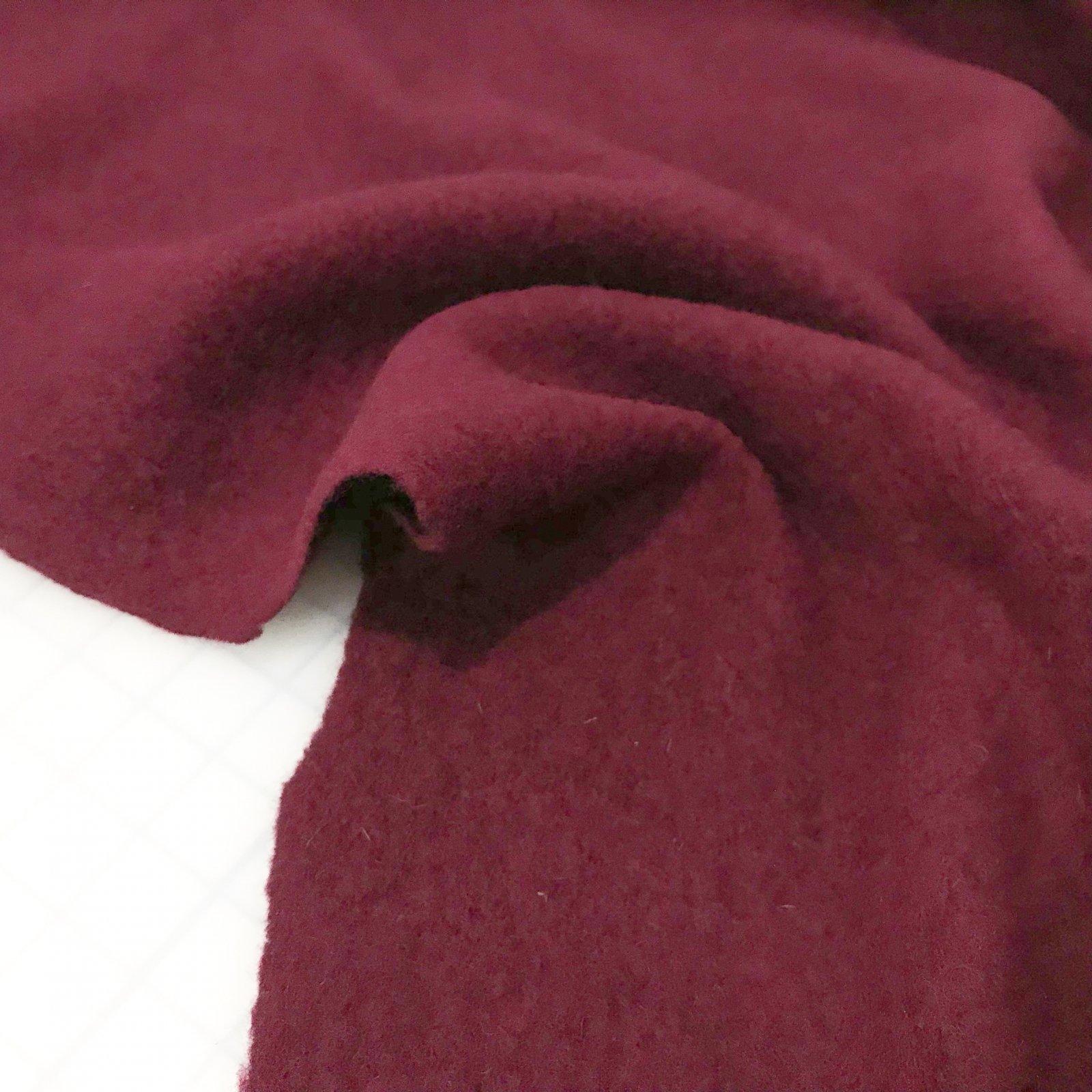 Boiled Wool - Merlot