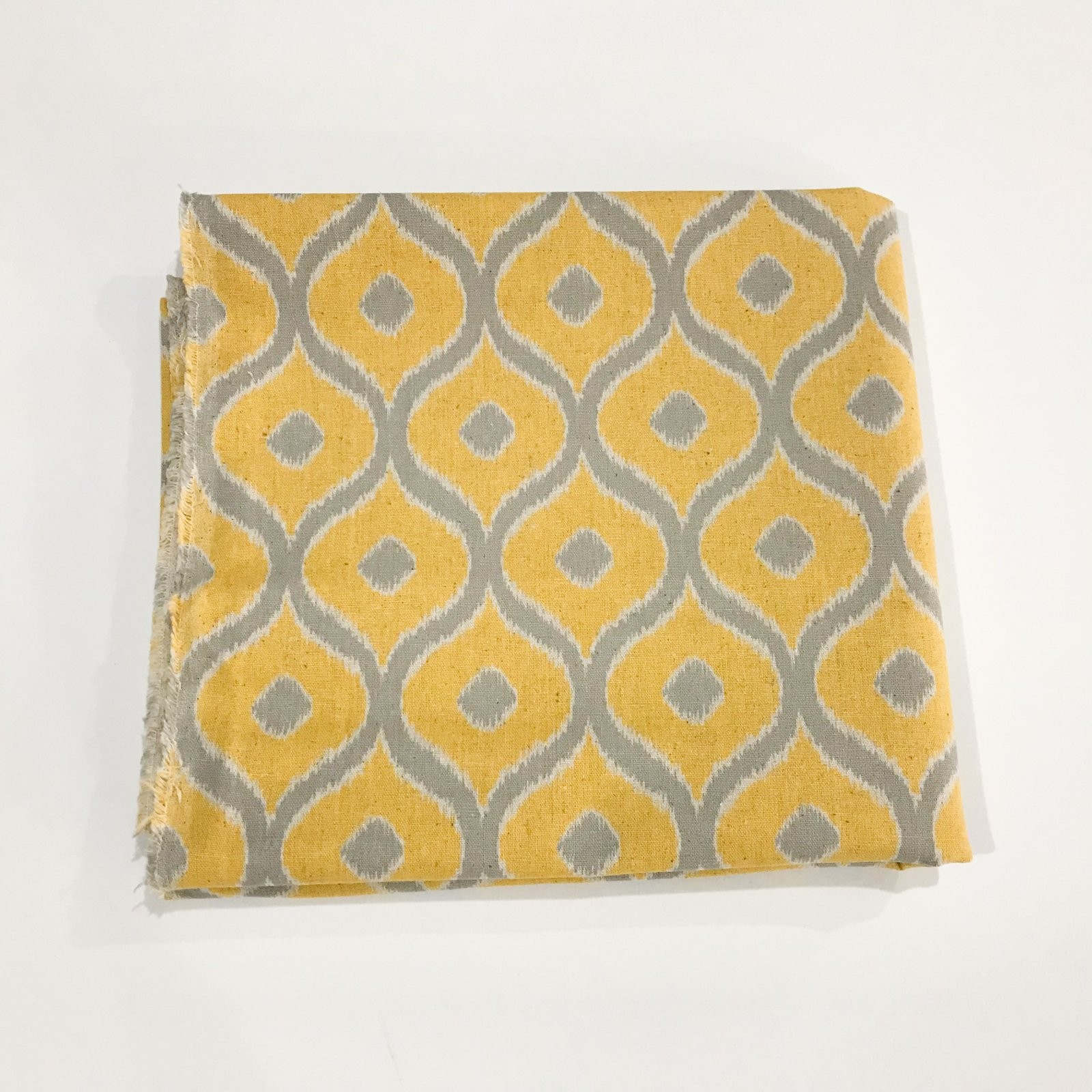 1 yard + 22 inches - Canvas - Mixologie in Banana and Steel