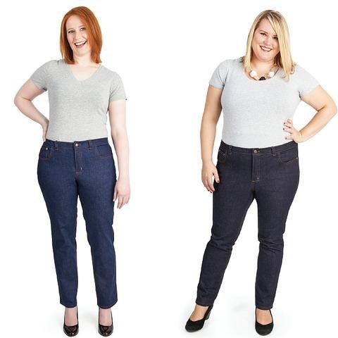 Cashmerette - Ames Jeans