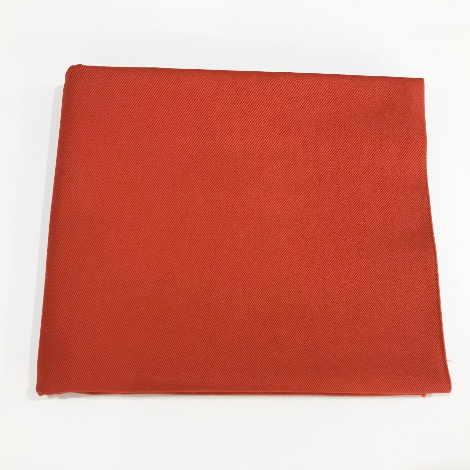 1 yard + 19 inches - Ventana Twill - Canyon Red