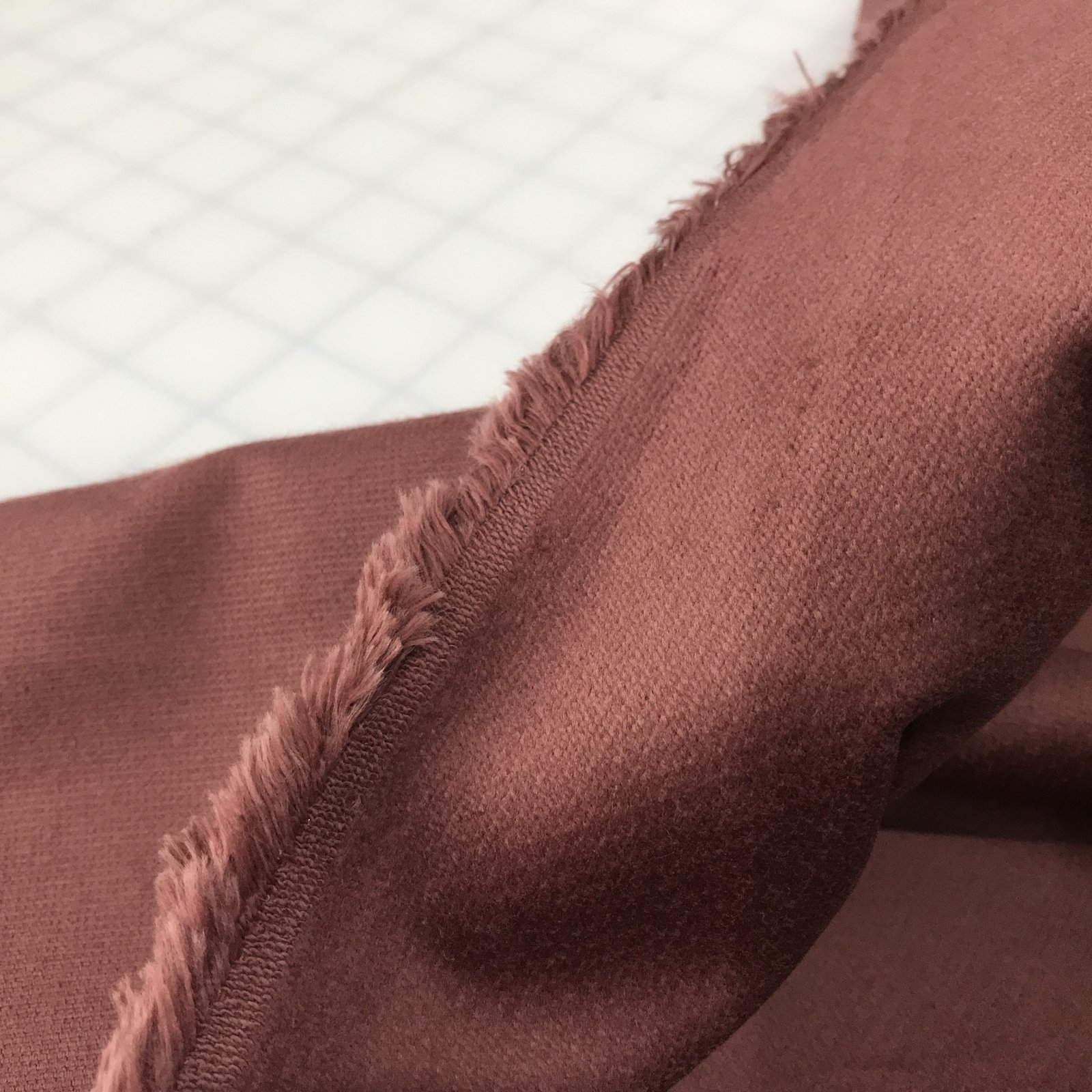 Corduroy - Italian Sapphire Stretch Corduroy