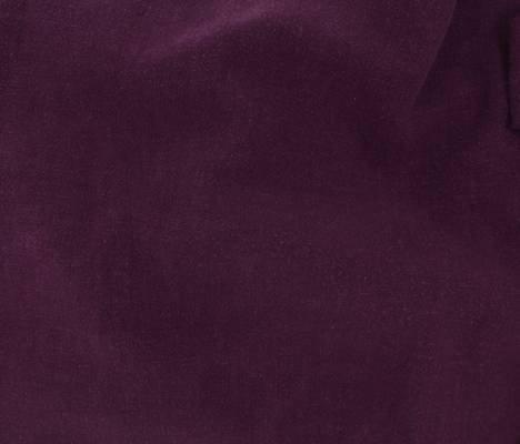 Grace Viscose & Linen Blend - Plum