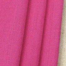Linen Blend - Hot Pink
